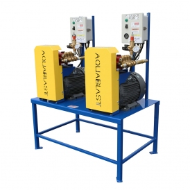 Belt Driven Electric Cold Table Frame